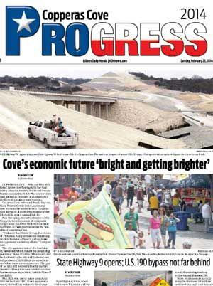 Progress 2014 - Copperas Cove brought to you by The Killeen Daily Herald.