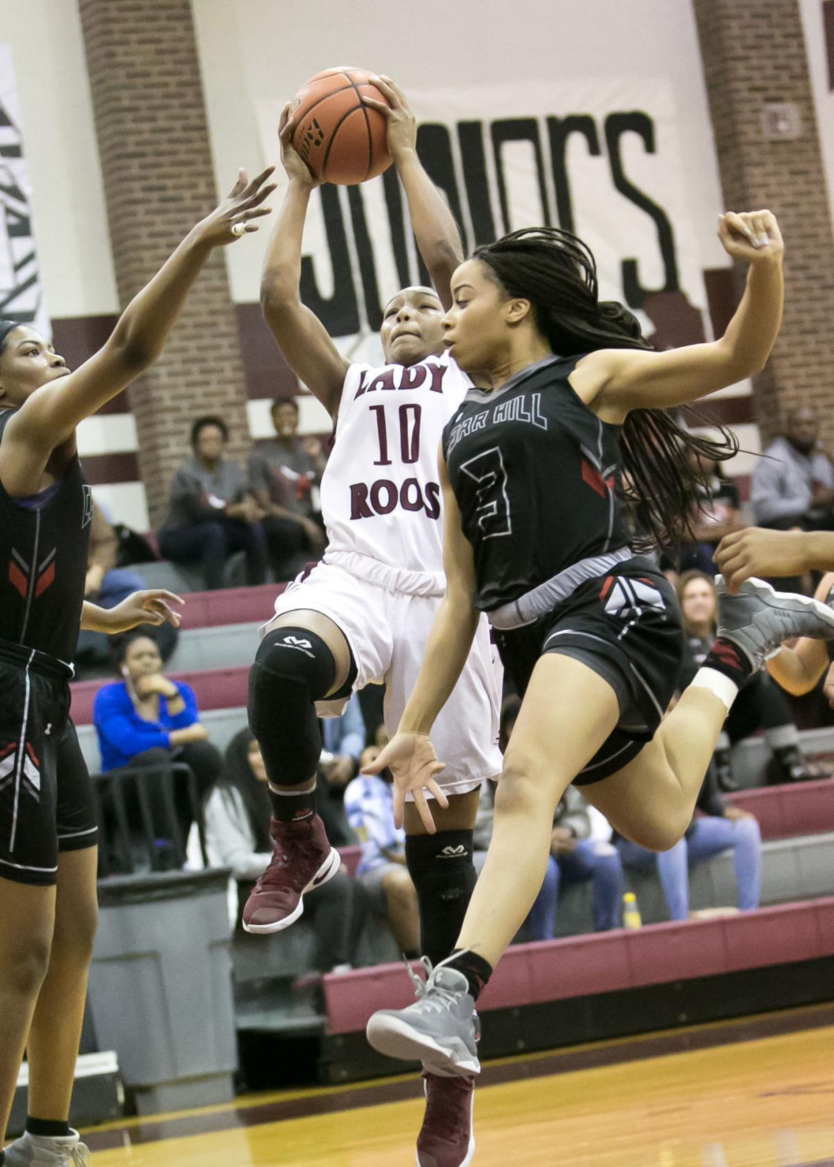 Killeen vs. Cedar Hill Girls Basketball Bi-District