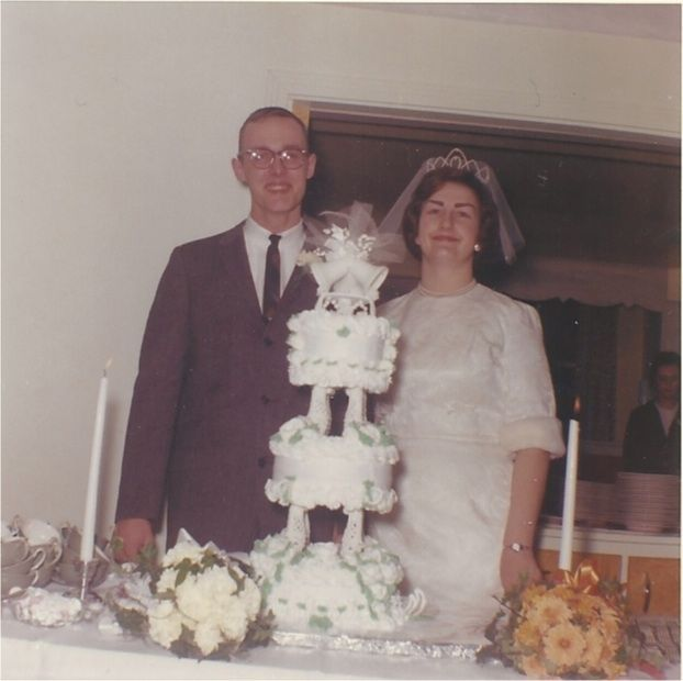 Larry and Arlene Aldrich