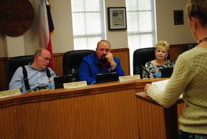 Lampasas city council speech