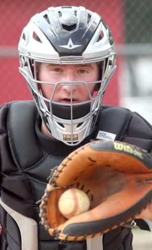 Salado Baseball Cole Haag