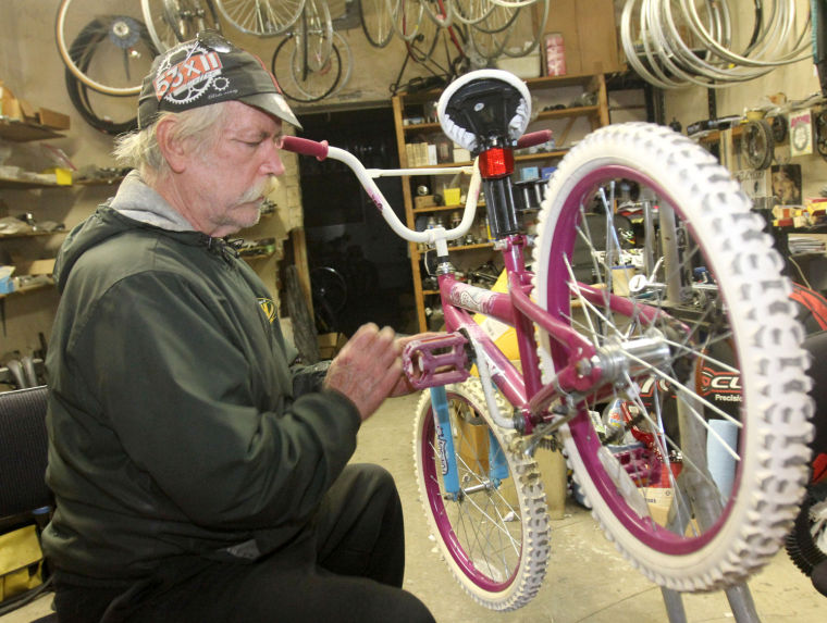 Larry's Bike Shop