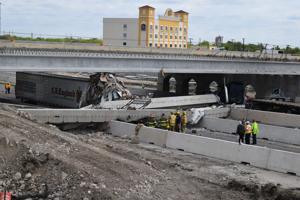 I-35 bridge collapse