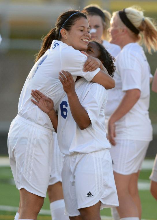 Lampasas vs. Waco Connally Girls Soccer Playoffs