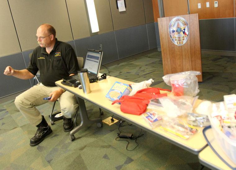 Emergency preparedness exercise