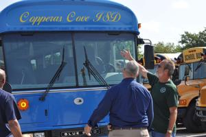 CCISD gears up for continued safe student transportation