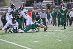 Much-improved Eagles head into District 12-6A play on high note