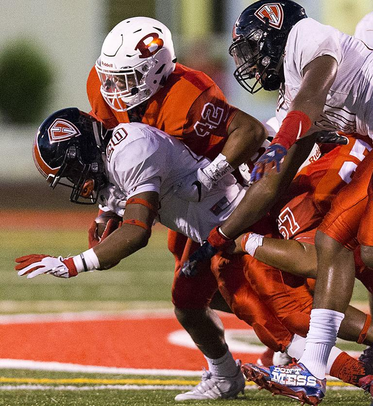 8-6A FOOTBALL: Knights take control in 2nd half, win 34-28 at Belton