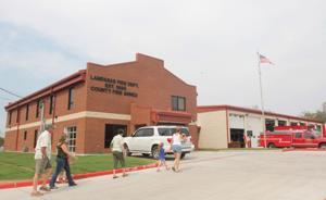 Lampasas Fire Station