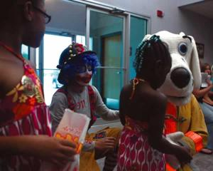 Community efforts prep students