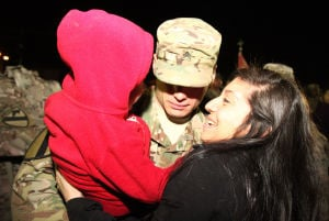 2nd BCT Homecoming