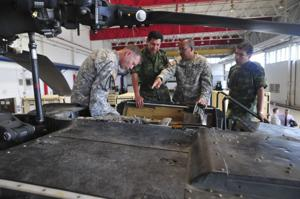 Mexican military leaders tour Fort Hood logistics facilities