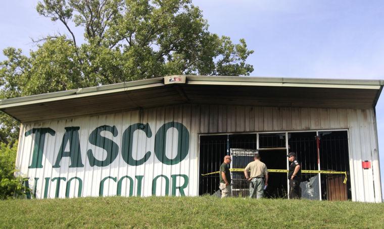 Tasco Auto Color Fire Damage