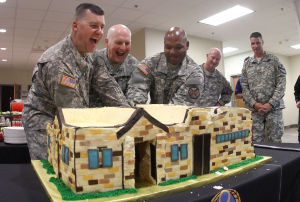 Ribbon Cutting Ceremony for Fort Hood Centers
