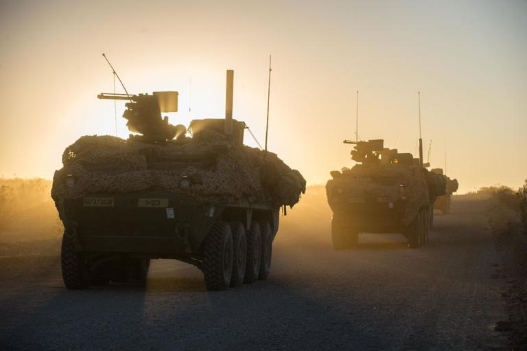 Mount up: 1,000 3rd Cav troopers prepare to ride for Afghanistan deployment