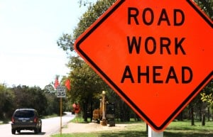 Comanche Gap Road Repairs