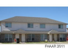 Wow! Perfect size, great price! 4-plex, Close to Fort Hood