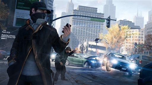 Games E3 Surveillance