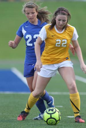 Girls Soccer Playoffs: Cove v. Mansfield