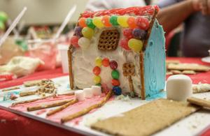 Gingerbread House Blueprint