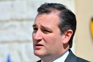 Cruz at Fort Hood