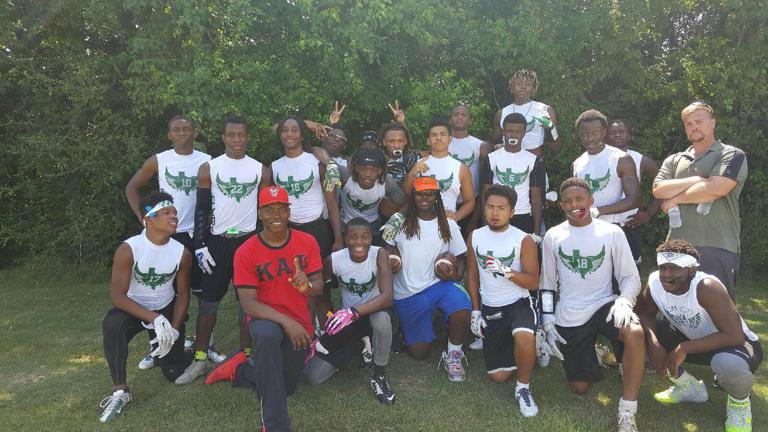Ellison qualifies for state 7-on-7 tournament