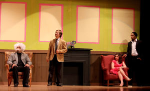 Killeen High School Murder Mystery Production