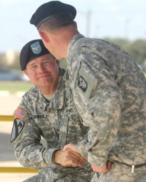 180th Transportation Battalion Inactivation Ceremony