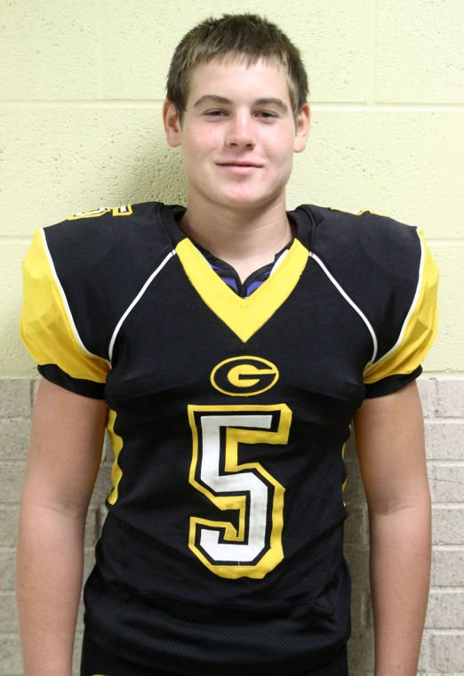 Gatesville Football - Cooper Edmiston
