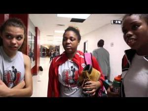 Girls Basketball  HHHS v CCHS