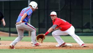 Salado Baseball Region 3-2A Semifinal