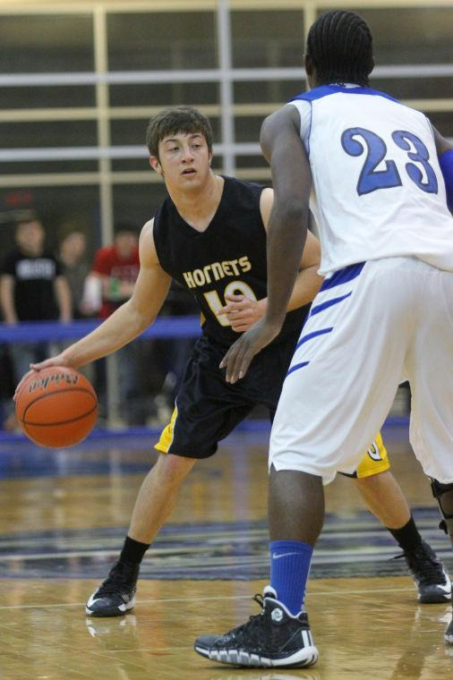 Boys Basketball: Lampasas v. Gatesville