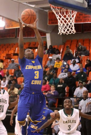 Boys Basketball Playoffs: Copperas Cove v. DeSoto