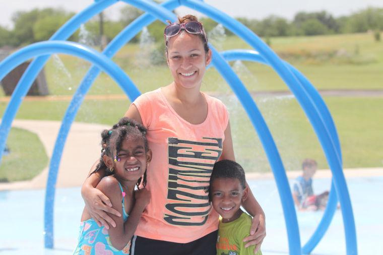 Faces and Places - Splash Pad