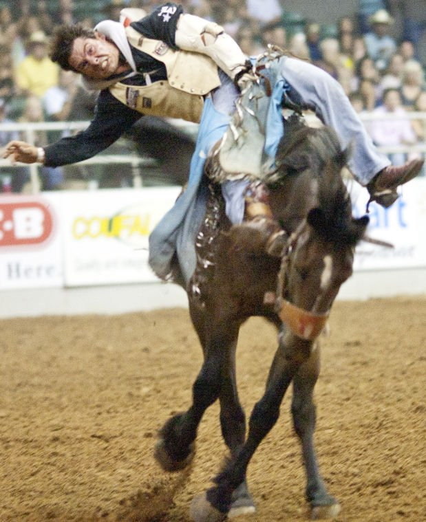 Fourth of July PRCA Rodeo
