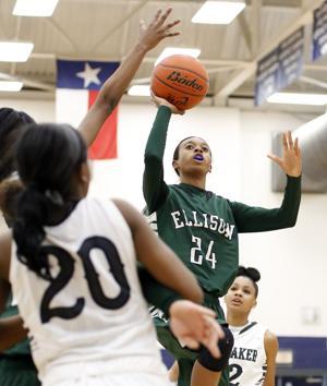 Ellison vs Shoemaker | Girls Basketball