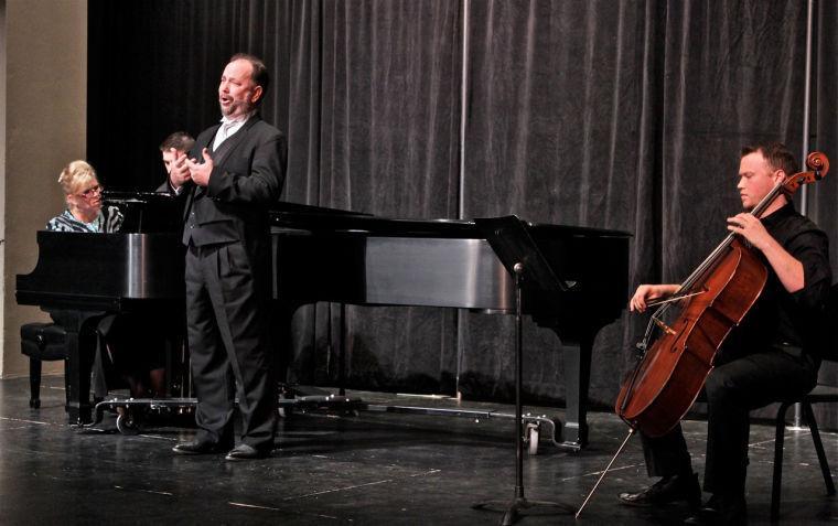 University of Mary Hardin-Baylor's faculty voice recital