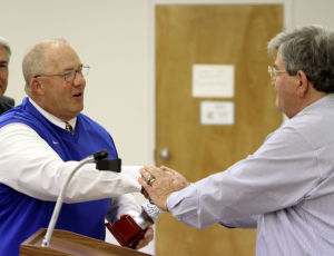 Welch honored by Friends of Scouting