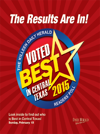 2015 Voted Best in Central Texas