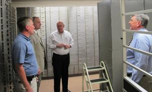 Coryell County commissioners tour