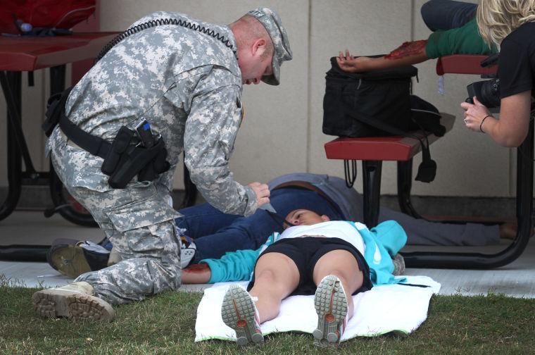 Fort Hood mock disaster