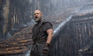 Aronofsky's 'Noah' is everything — except boring