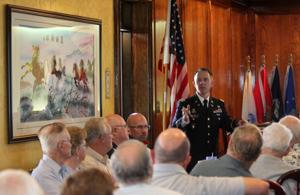 Military Officers Association of America Meeting