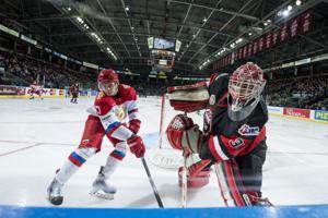 Team WHL v Team Russia