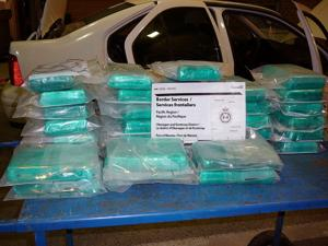 Big cocaine smuggling bust has Kelowna woman facing charges