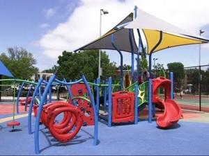 CDC: Playground Concussions Are On the Rise