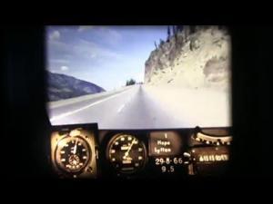 BC Road Trip Time Machine: Highway 1 - Hope to Lytton, circa 1966