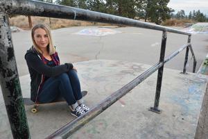 Skier seeks better skateboarding in W. Kelowna