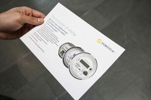 Smart meter notice