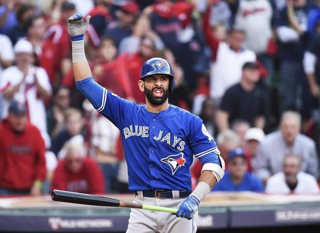 Veteran slugger Jose Bautista returns to Toronto Blue Jays with one-year deal